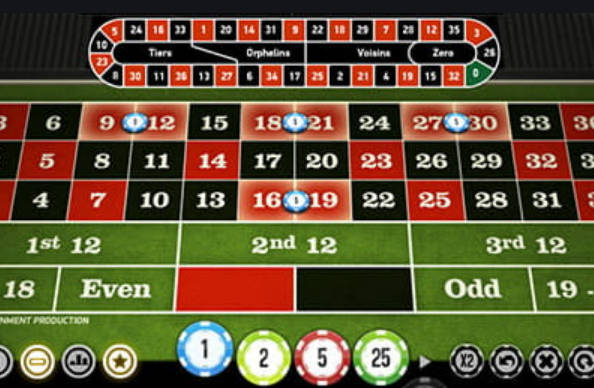 Roulette Strategy Outside Betting