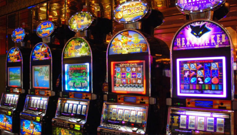 Slot Machines and Gambler's Fallacy