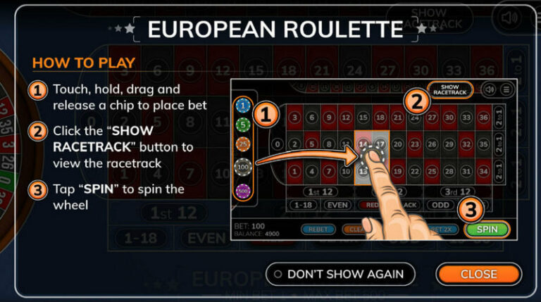 Try The Ultimate Roulette Trainer